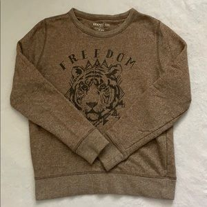 Sweaters - Graphic sweater